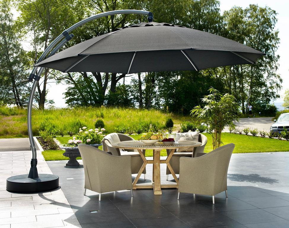 Зонт для дачи - Фото №1